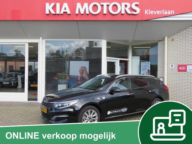 Kia-Optima SW (bel voor beschikbaarheid)