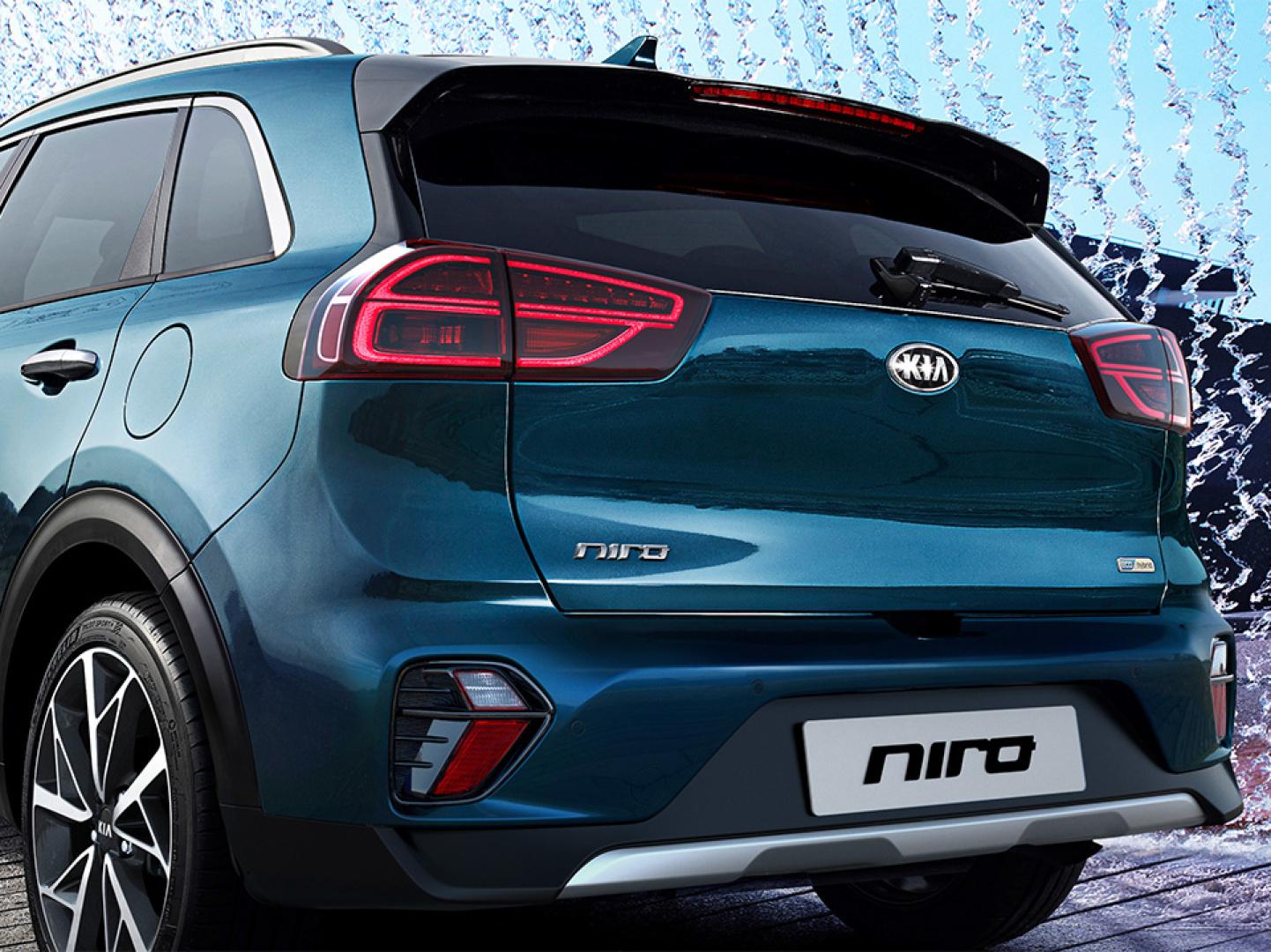 Kia-Hybride-Niro Hybrid-0